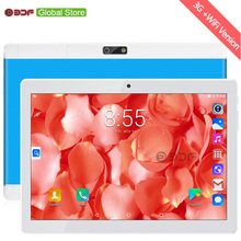 10 Inch Screen Android 6.0 Tablets Pc 4GB RAM+32GB ROM Dual Mobile Phone SIM Card Make 2G 3G Mobile Call Built-In 3G Card