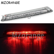 LED High Positioned Mounted Additional Third Brake Light For Ford Fiesta Hatchback 2009-2014 Car-styling Stop Lamp Warning