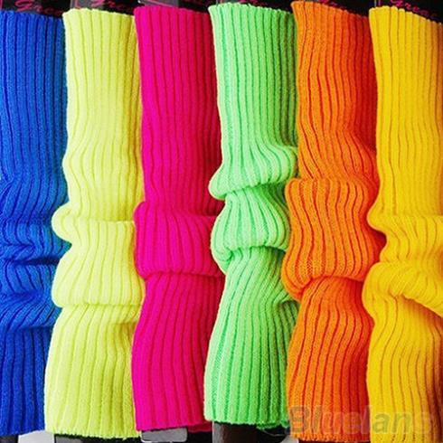 2019 Mode Hot Vrouwen Effen Kleur Knit Winter Beenwarmers Knie Hoge Legging Boot Legging 1rw1 7fqp 50% Korting