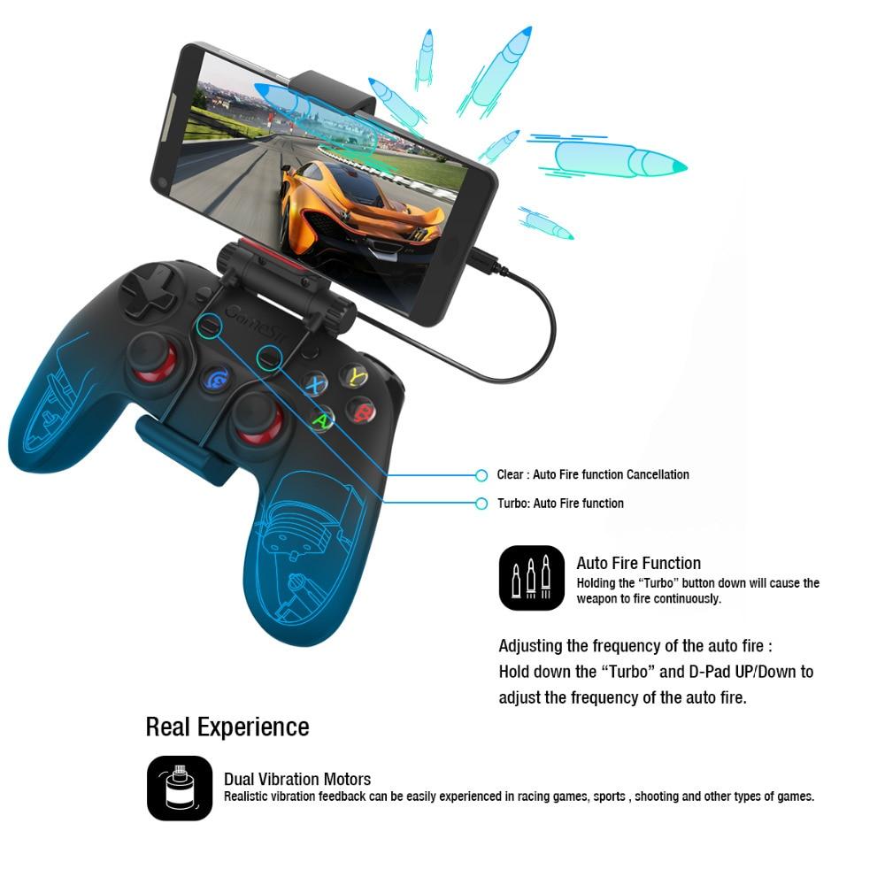 GameSir G3w Mobile Legend, AoV, Ros Wired USB Gamepad Game