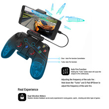 GameSir G3w Mobile Legend, Tencent PUBG, AoV, Ros Wired USB Gamepad Game Controller Joystick for Windows PC & Android & PS3