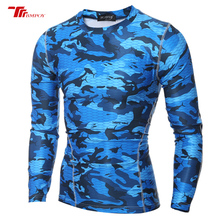 Quick Dry Army Tactical T-shirt Men Summer Autumn Camouflage T Shirt Long Sleeve Men's Military T Shirt Male Hunt Clothes stretchy quick dry long sleeve t shirt
