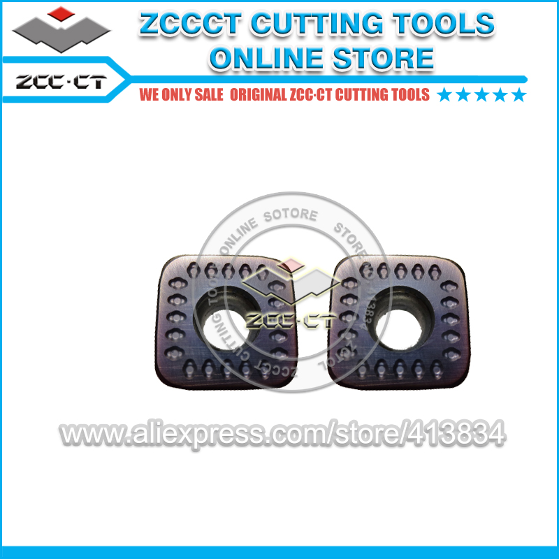 Free Shipping ZCCCT cutting tool cnc milling inserts 1 pack free shipping zccct cutting tools cnc turning tool inserts and tool holder 1 pack