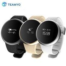 Teamyo A98 SmartWatch крови Давление Монитор кислорода смарт-браслет сердечного ритма Браслет фитнес-трекер Водонепроницаемый SmartBand