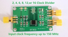 Clock divider module RF902 Frequency divider module Clock Divider up to 150 MHz clock divider module rf902 frequency divider module clock divider up to 150 mhz