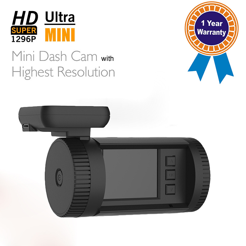 все цены на universal Vehicle Mini 0826 Dash Car Camera DVR 1296P Ambarella A7LA50 GPS Dash Cam Auto Recorder ADAS WDR HDR CPL Filter
