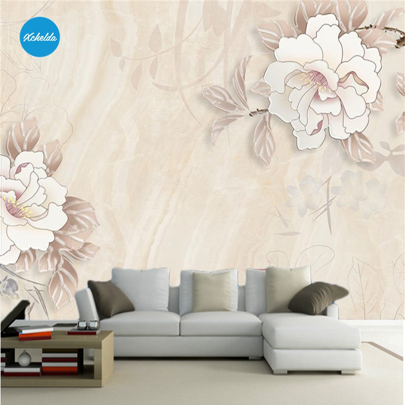XCHELDA 3D Mural Wallpapers Custom Paint Color Church Ceiling Design Background Bedroom Living Room Wall Murals Papel De Parede custom wallpaper ceiling murals palm blue sky for the living room ceiling apartment hotel background wall vinyl papel de parede