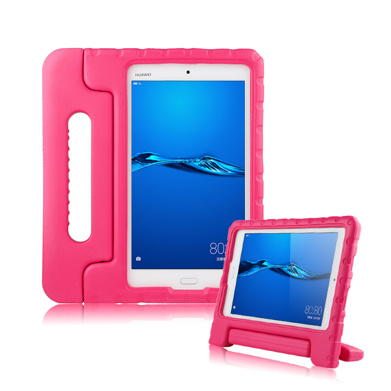For Huawei MediaPad M3 8.4 inch case Children silicone cover For huawei m3 8.4 BTV-W09 BTV-DL09 shockproof Tablet PC EVA case image
