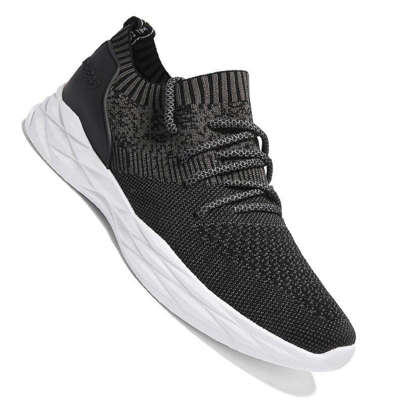 Chaussure 6 2 Sneakers Marque 7 Hommes 1 Mesh Chaussures 5 3 Adulto 2018 Été Tenis Homme Formateur Casual Respirant Mens 4 wHqgq6v
