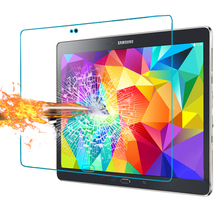 5pcs Tempered glass for Samsung Galaxy Tab S 10.5 SM T800 T805 Tablet Screen Protector for Galaxy TabS 8.4 sm T700 T705 films