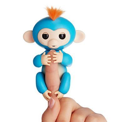 Fingerlin Monkey - Interactive & Intelligent Baby Pet Toy 5