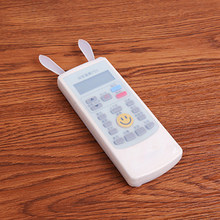 air conditioning remote control protective cover TV remote control case Silicone Protective Cover(China)