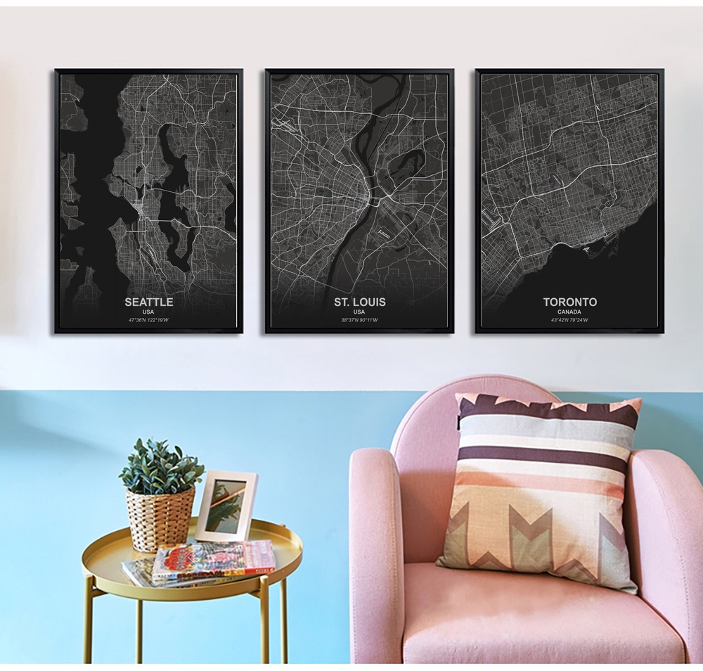 Special Offers Wall Canvas Seattle Near Me And Get Free Shipping A682