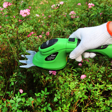 East 3.6V Li-Ion Cordless Electric Hedge Trimmer Grass Cutter Mini Lawn Mower Rechargeable Battery Garden Tool ET2903C et1511c portable small multi functional lawn mower 7 2v 1 5ah rechargeable gardening electric lawn hedge trimmer pruning mower