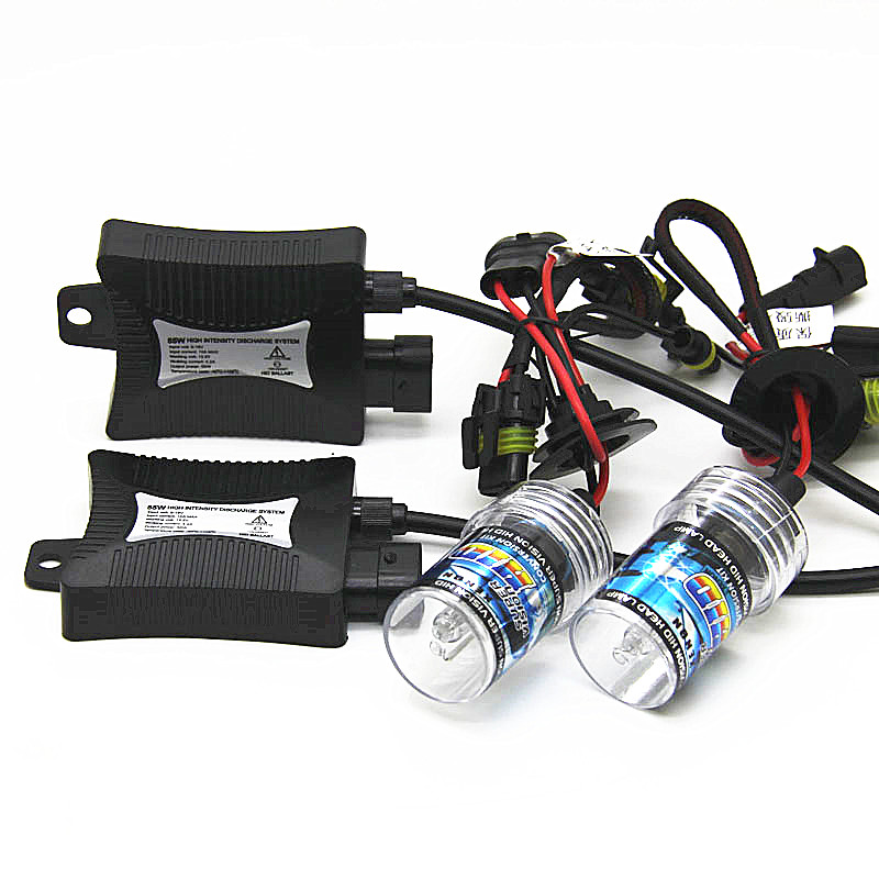 12V H1 H3 H7 H11 H8 H9 9005 9006 Xenon hid ballast kit Car Light Headlight 4300K 6000K 8000K 10000K