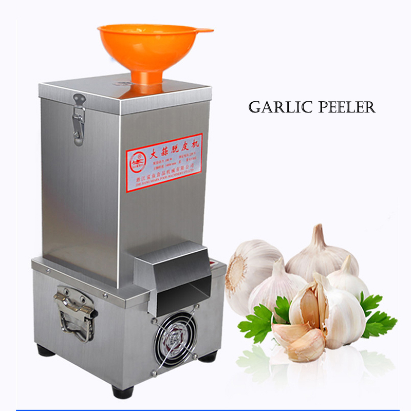 Garlic Peeling Machine Electric Garlic Peeler Household Commercial