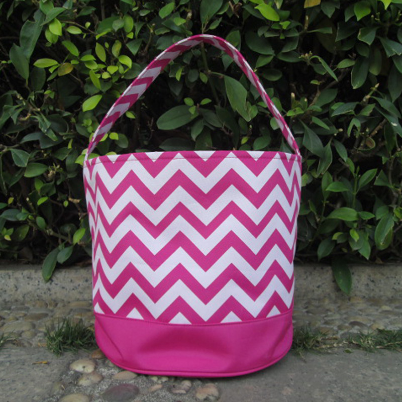 Venta al por mayor Blanks DOMIL Chevron Easter Baskets Diseño - Bolsos - foto 3
