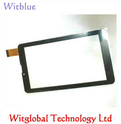 Witblue New Touch screen Digitizer 7 Prestigio MultiPad Wize 3038 PMT3038_3G 3087 PMT3087 Tablet panel Glass Sensor Replacement new 8inch touch for prestigio wize pmt 3408 3g tablet touch screen touch panel mid digitizer sensor