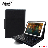 For Samsung Galaxy Tab S2 9 7 T810 T815 Wireless Bluetooth Keyboard PU Leather Flip Cover