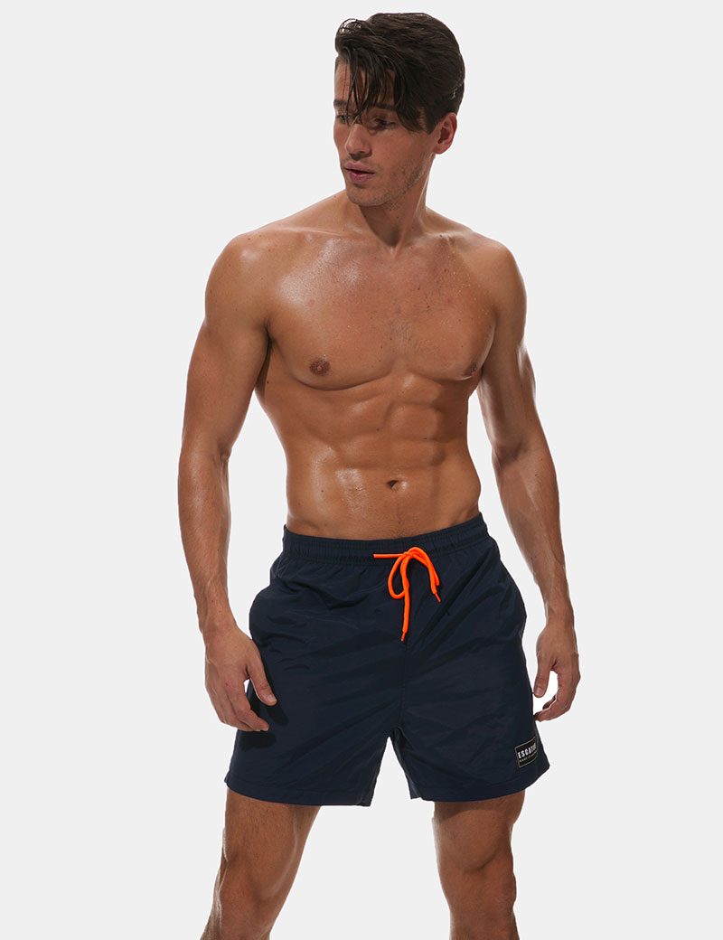 Topdudes.com - Men's Quick Drying Summer Beach Board Shorts