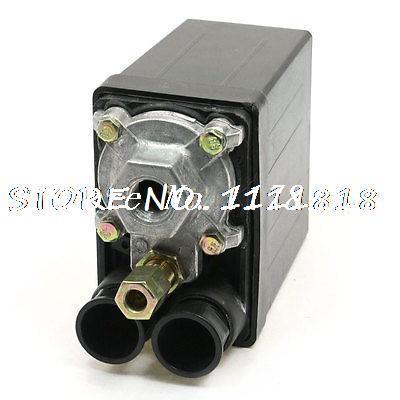 16A AC230V 175PSI 12Bar One Port Air Compressor Pressure Switch Control Valve 13mm male thread pressure relief valve for air compressor