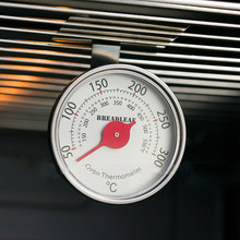 Thermometer Kitchen Steel Hang