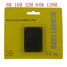 8 16 32 64 128 MB Geheugenkaart voor Sony voor PS2 met doos