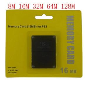 Image 1 - Xunbeifang 10 stks veel 8 16 32 64 128 MB Geheugenkaart voor Sony voor PS2