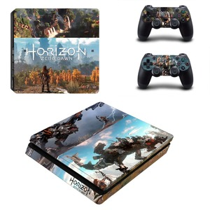 Image 5 - Film Star Wars PS4 Slim Skin Sticker Decal Vinyl for Playstation 4 Console and 2 Controllers PS4 Slim Skin Sticker