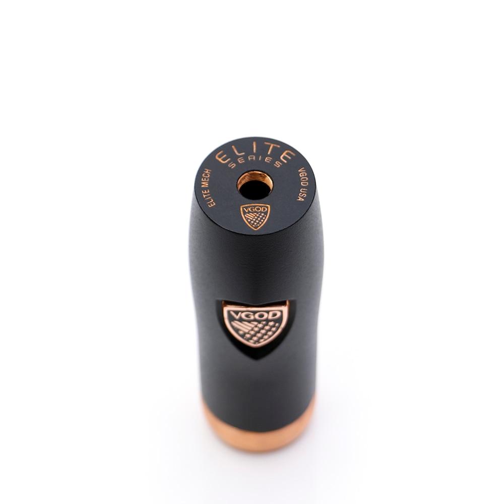 Batterie d'origine VGOD Elite Mech Mod 18650 avec étui à vapeur Vgod Mod Cigarette électronique Vape pour atomiseur de réservoir - 4