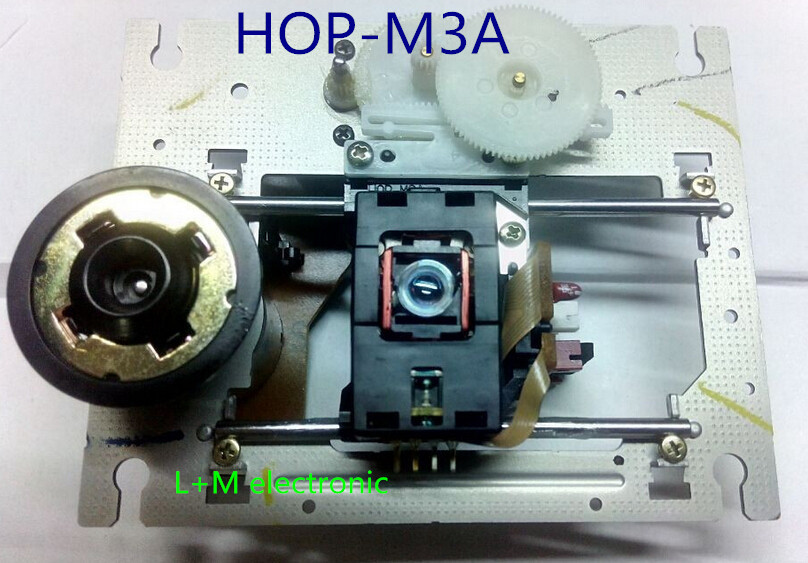 Brand New HOP-M3A HOPM3A Laser CD Lasera Lasereinheit Optical Pick-up Bloc Optique z Mechansim HOP M3A
