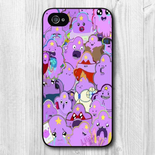 the latest 4ad8b 0db61 US $10.99 |Adventure Time Lovely Lumpy Space Princess Cartoon Phone Cover  Case For iPhone 4 4s 4g, Global Wholesales Drop Shipping Store on ...