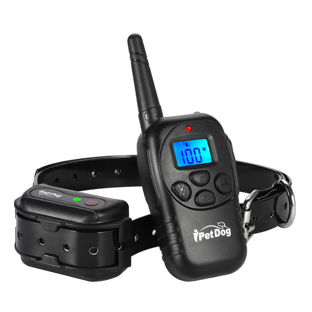 Dog Bark Shock Collar With Remote