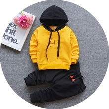 Baby Boy clothing sets hoodies coat + pants sports suit for newborn baby boys clothes outfits birthday outerwear sets boy cloth cheap Casual COTTON Combed Cotton Full Letter Hooded Pullover REGULAR cotton 95 00-40-156 Fits true to size take your normal size