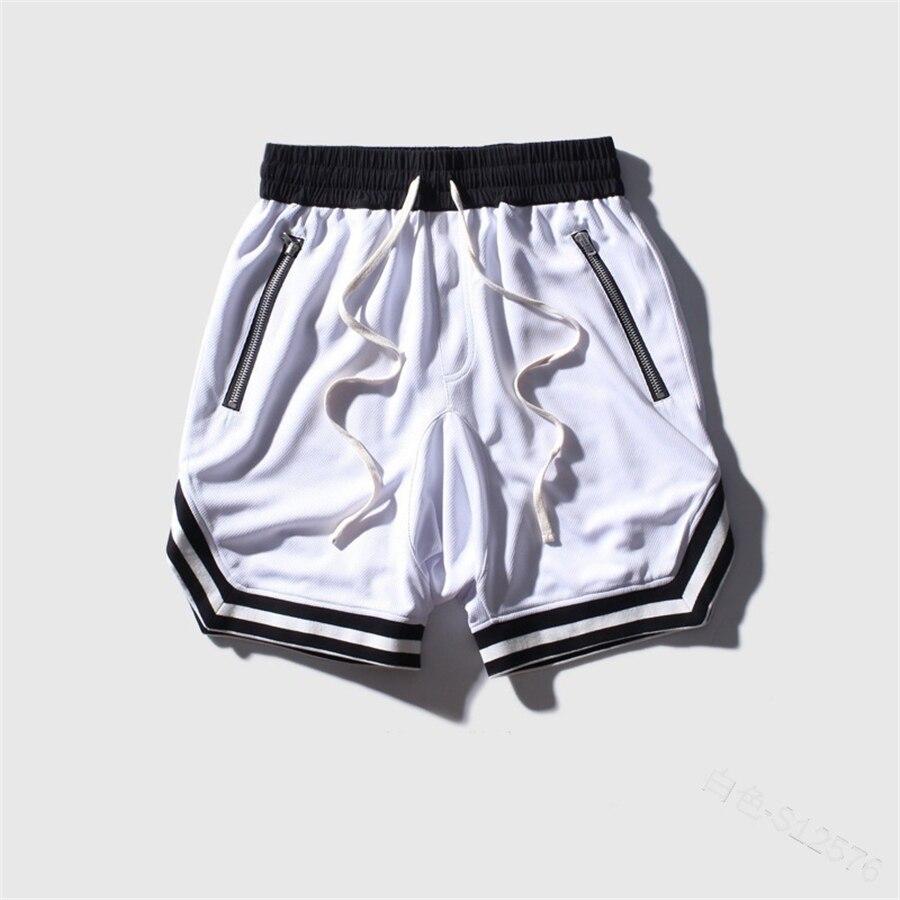 New men 39 s casual shorts basketball pants hip hop sports shorts comfortable healthy breathable in Basketball Shorts from Sports amp Entertainment