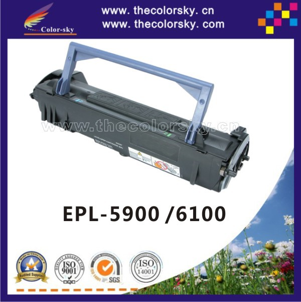CS E5900 Compatible Toner Printer Cartridge For EPSON EPL 5900