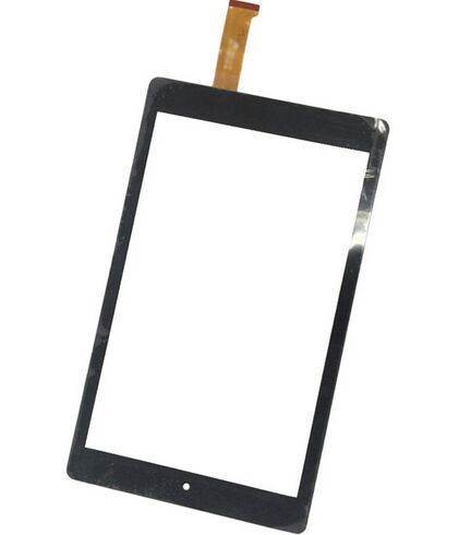 New Capacitive touch screen Panel Digitizer Glass Sensor replacement For 8 QUMO Vega 8009W Tablet Free Shipping new capacitive touch panel 7 inch mystery mid 703g tablet touch screen digitizer glass sensor replacement free shipping