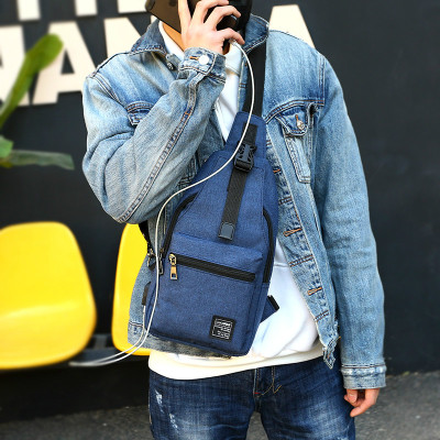 New Fashion Women Waist Packs!Hot All-match leisure Lady riding chest pockets Nylon bags shoulder bag mobile&change Carrier image