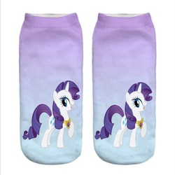 New Funny 3d Print Socks Cute Character Unisex Socks Women Mujer Unisex Fashion Adult Unicorn Socks Drop shipping for Maternity