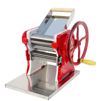 160 Household Manual noodles machine stainless steel pasta machine Pasta Maker Machine Commercial Use 16cm noodle roller width