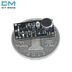 Image 5 - 88 115MHz FM משדר מודול עם מיקרופון DC 2V 9V 9mA אלחוטי רכב FM רדיו Trasmitter לוח לarduino טלפון DIY