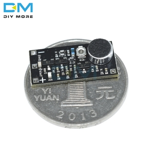 Image 5 - 88 115MHz Modulo Trasmettitore FM con Microfono DC 2V 9V 9mA Senza Fili Dellautomobile FM Radio Trasmettitore per Arduino trasporto libero Del Telefono FAI DA TE