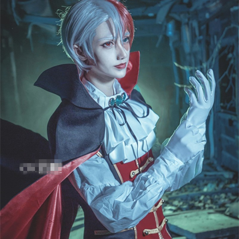 Amine Boku no Hero Academia TODOROKI SHOTO Cosplay Costume Halloween Suit Customzied