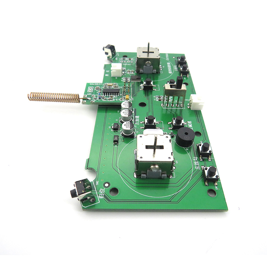 Image 3 - Flytec 2011 5 Fishing Bait Boat Body Parts Accessories Remote Control Circuit Board For 2011 5 Fishing Bait Boat-in Parts & Accessories from Toys & Hobbies