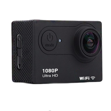 Best Quality AT-L20 1080P 140 Degree Wide Angle WiFi Camera Ultra HD Waterproof 30m FPV Sport Action Cam
