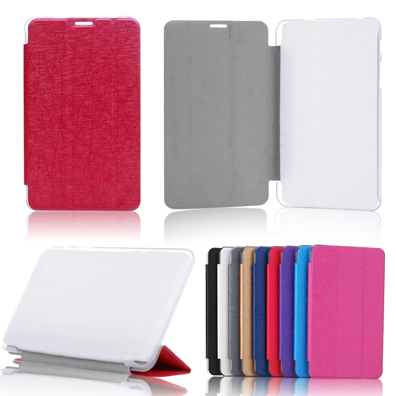 Luxury Silk leather Case for Huawei MediaPad T2 7.0 Pro PLE-703L 7 Inch Case Stand Tablet Cover For Huawei M2 Lite 7 funda new case for huawei media pad m2 lite ple 703l 7 cover pu leather flip folding case shell tablet pc cases stylus free shipping