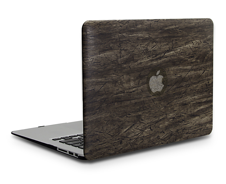 Classical Wood Grain Case for Macbook 42