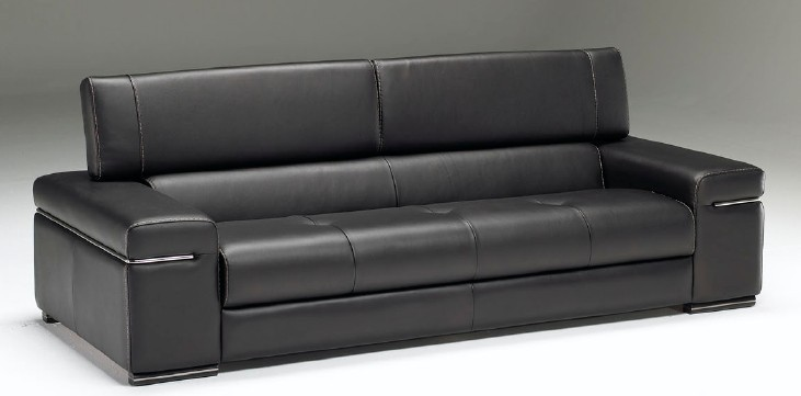 Cow genuine real leather sofa set living room sofa - Sofas en esquina ...