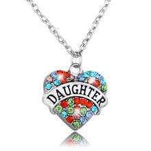 Mother And Daughter Necklace, Bracelet, Key-ring