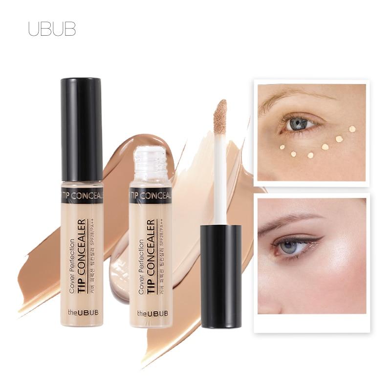 UBUB Face Makeup Concealer Liquid Brush فرشاة دوّار خافي العيوب للمكياج الاحترافي ماركة 3 ألوان اختيارية 6.5 جرام